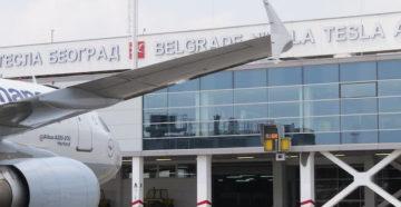 аэропорт Белграда, Сербия