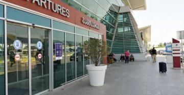 Как добраться из аэропорта Тбилиси до центра города