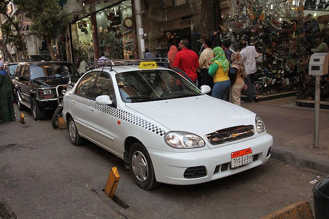 Такси в Каире из аэропорта