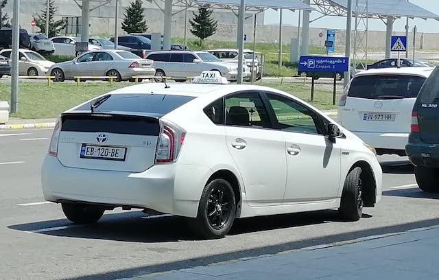 Такси в Тбилиси из аэропорта