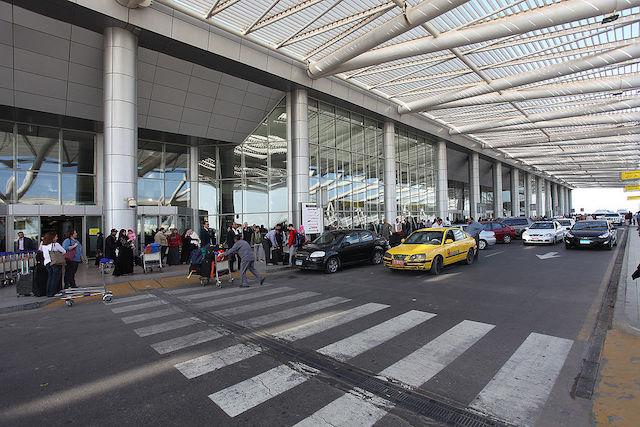 терминалы аэропорта Каира