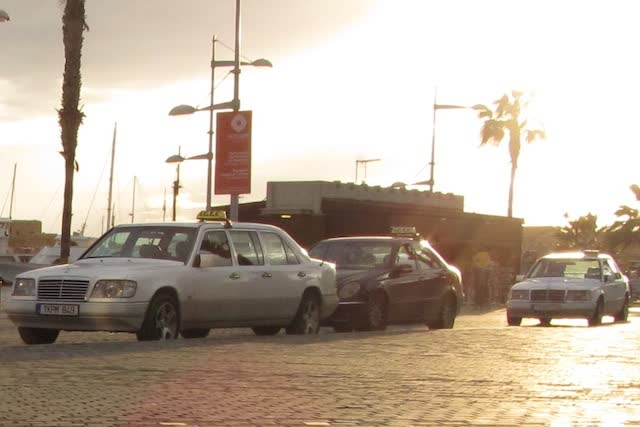 Такси в Пафосе Кипр