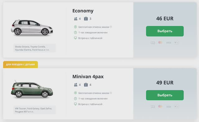 стоимость такси из аэропорта Даламан до Олюдениза