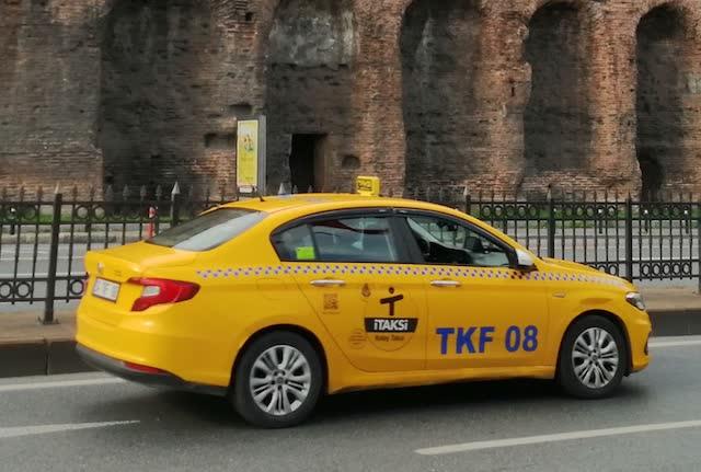 Какое такси в Бодруме