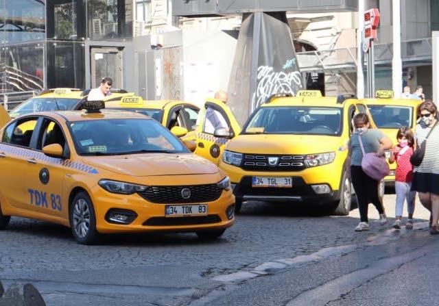 Парковка такси в Турции, Даламан
