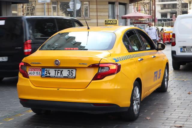 Такси Мармарис Турция